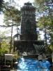 地震で壊れた塔もありました