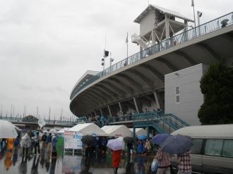 佐賀県総合公園陸上競技場