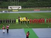 U-17日本代表vsU-17新潟県選抜