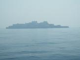 このシルエットが戦艦に見える