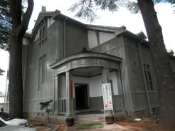 旧松本高等学校講堂