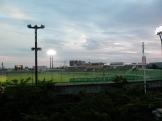 黄昏の市陸