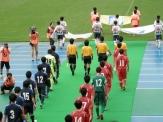 日本代表vs新潟県選抜