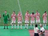 クロアチアは準優勝