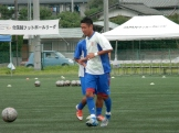 ユースOB玉川選手