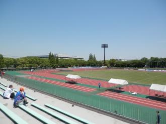 鴻巣市陸上競技場