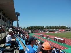 西部緑地公園陸上競技場