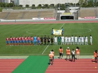 新潟県選抜vsセルビア代表