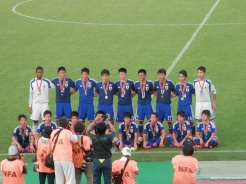 準優勝は日本代表