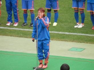 選手挨拶は阪口萌乃