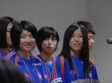 左から川崎咲耶・小島美玖・八坂選手