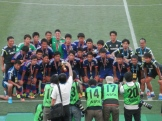 優勝はU17日本代表